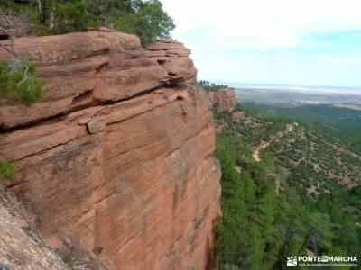 Sierra de Albarracín y Teruel;parque cañon del rio lobos rutas montaña palentina singles cantabri